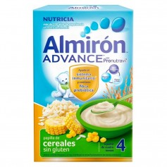 ALMIRON ADVANCE CEREALES SIN GLUTEN 500 GR