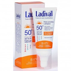Ladival Gel Crema Facial Color SPF50 50 ML