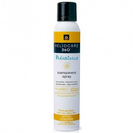 HELIOCARE 360 PEDIATRICS TRANSPARENT SPRAY SPF50+ 200 ML