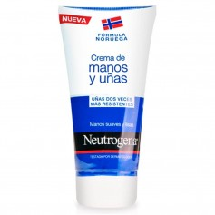 NEUTROGENA CREMA MANOS Y UÑAS 75 ML
