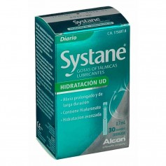 Systane Ultra Plus Hidratación Gotas Oftálmicas Lubricantes 30 Monodosis