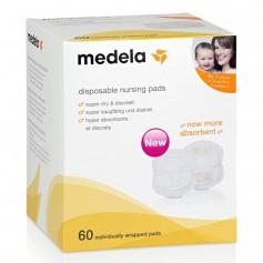 Medela Discos Absorbentes Desechables 60 U
