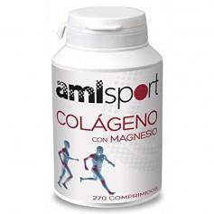 AML SPORT COLAGENO CON MAGNESIO 270 COMPRIMIDOS
