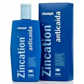 Isdin Zincation Champú Anticaída 200 ML