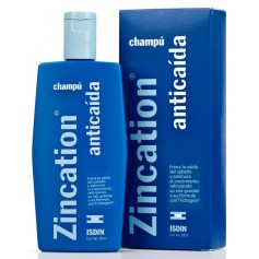 ISDIN ZINCATION CHAMPU ANTICAIDA 200 ML