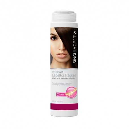 Singuladerm Xpert Hair Mascarilla Efecto Exprés Cabellos Frágiles 200 ML