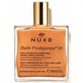 NUXE ACEITE SECO HUILE PRODIGIEUSE OR 50 ML