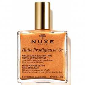 NUXE ACEITE SECO HUILE PRODIGIEUSE OR 100 ML