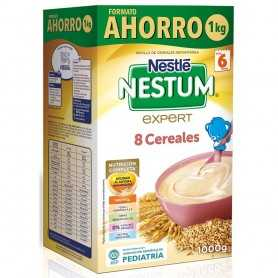 Nestlé Nestum 8 Cereales 1 KG
