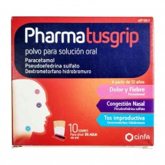 Pharmatusgrip 10 Sobres