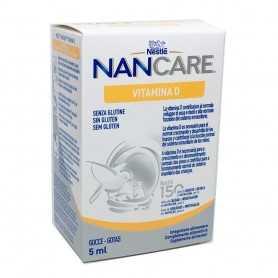 Nestlé Nancare Vitamina D 5 ML