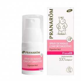 Pranarom Spray de Masaje Confort Digestivo Infantil 15 ML