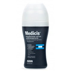 ISDIN MEDICIS DESODORANTE ROLL ON ANTITRANSPIRANTE 50 ML