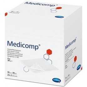 Medicomp Apósito Estéril 10X10CM 25 Sobres