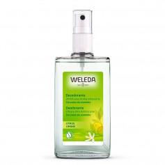 Weleda Desodorante Citrus Aluminio 100 ML