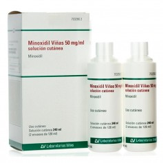 Minoxidil Viñas 50MG/ML 240 ML