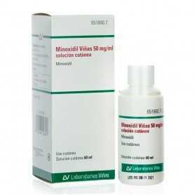 Minoxidil Viñas 50 MG/ML 60 ML