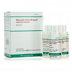 Minoxidil Viñas 50 MG/ML 180 ML
