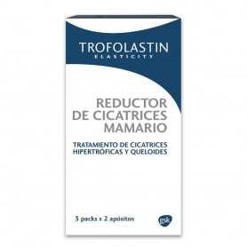 Trofolastin Reductor Cicatrices Mamarias 3 unidades