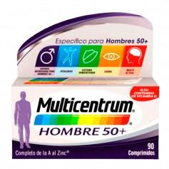 Multicentrum Hombre 50+90 Comprimidos