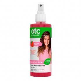 OTC Antipiojos Spray Fresa Desenredante Protect 250 ML