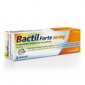 Bactil Forte 20 MG 20 Comprimidos