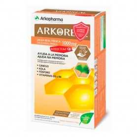 Arkoreal Intelectum Jalea Fósforo 20 Ampollas