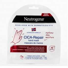 Neutrogena Cica-Repair Máscara de Manos 1 Par