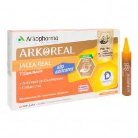 Arkoreal Jalea Light 1G 20 Ampollas