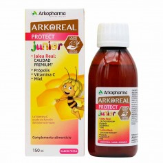 Arkoreal Protect Jarabe Sabor Fresa 150 ML