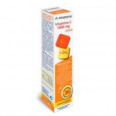 Arkovital Vitamina C + Zinc 20 Comprimidos Efervescentes