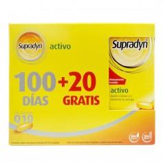 Pack Supradyn Activo 100+20 Comprimidos