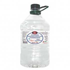 Lial Solución Hidroalcohólica Higienizante 3 L