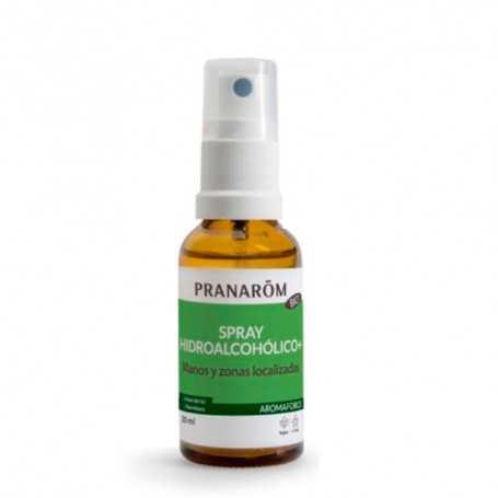 Pranarom Spray Hidroalcohólico Bio 30 ML
