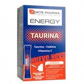 FORTÉ PHARMA ENERGY TAURINA 21 SOBRES
