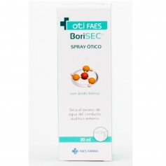 Otifaes Borisec Spray Ótico 30 ML
