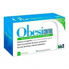Obesicontrol 42 Cápsulas