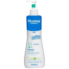 Mustela Piel Normal Babygel 750 ML