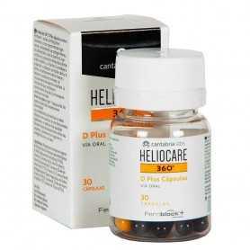 Heliocare 360º D Plus 30 Cápsulas