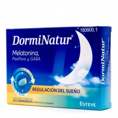 Dorminatur 30 Comprimidos Liberación Prolongada