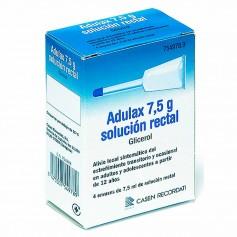 Adulax Solución Rectal 4x7,5 GR
