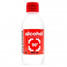 Alcomon Alcohol 96 Grados 250 ML