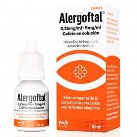 Alergoftal Colirio En Solución 10 ML