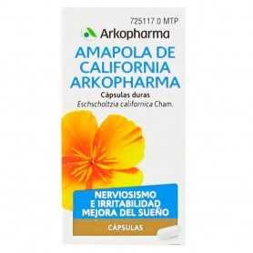 Arkopharma Amapola De California 45 Cápsulas