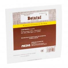 Betatul 250 MG 10 Apósitos Adhesivos