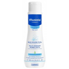 MUSTELA PIEL NORMAL BABYGEL 200 ML