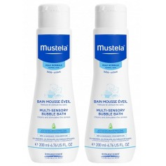 DUPLO MUSTELA PIEL NORMAL BABYGEL 2X200 ML
