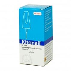 Kitonail Barniz Uñas Medicamentoso 80 MG