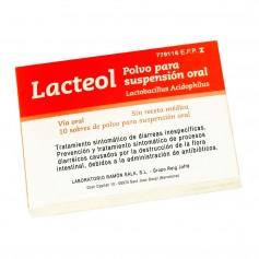Lacteol 10 Sobres