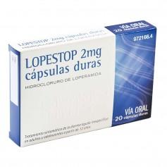 Lopestop 2 MG 20 Cápsulas
